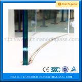 4mm/5mm/6mm/8mm/10mm/12mm/15mm/19mmの安全および曲げられた緩和されたガラス
