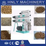 Ce aprovou máquina de fazer pellets de alimentação