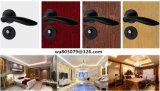 Bloqueio de Morte de Luxo, Fechadura de porta, Fechadura de porta de madeira, Fechamento de liga de zinco, Fechamento de porta de latão, Al1011