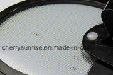 Солнечное приведенное в действие сбывание фонариков сада установленное стеной напольное солнечное светлое горячее