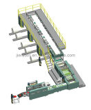 A4 Size Paper Sheeting Machine con Packaging Machine