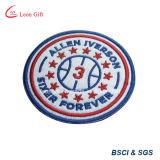 Geprägtes kundenspezifisches Revers Firmenzeichen-Stickereipin-Embroideried