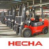 3.5ton Automatic Diesel Forklift Trucks con Isuzu Engine