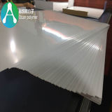 トランプのための不透明な印刷できる光沢のある白PVC堅いシート
