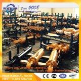 Cilinder 4120002264 van de Schuine stand van de Lader van het Wiel LG958L van Sdlg LG956L voor Verkoop