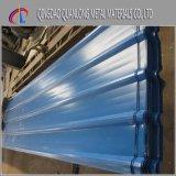 屋根ふきの建物のためのDx51d Z120のPPGI Pre-Painted波形の鋼板