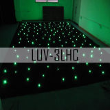 Luv-3lhc LED-gordijn met sterdoek