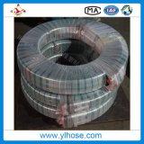 le fil d'acier 4sh à haute pression s'est développé en spirales boyau en caoutchouc hydraulique