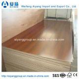 MDF laminado de melamina de alta qualidade para mobiliário
