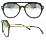Mão colorida - os óculos de sol feitos da forma Tr90 polarizaram