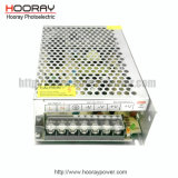 для AC прокладки 220V СИД к электропитанию переключателя высокой эффективности DC 90W 100W 24V 3.75A 12V7.5A с переходникой силы CCTV случая металла