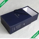Personalizado Papel Square Cajas de embalaje de regalo