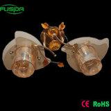 Iluminación pendiente de la lámpara de cristal de la alta calidad (X-9234/2)