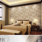 贅沢PVC Wallcoveringの現代デザイン壁紙、壁ペーパー(BT0062)