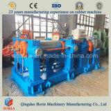 Gummimischmaschine-Raffinierungs-Maschinerie öffnen