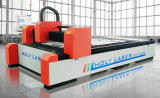 Máquina de corte a laser de alta qualidade para material metálico