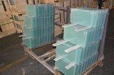 曖昧な効果のRoHS対応Semi-Transparent印刷の緩和されたガラス