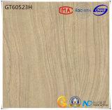 600X600 Tegel van de Vloer van Absorptie 1-3% van het Bouwmateriaal de Ceramische Donkere Grijze (GT60521+60522+60523+60525) met ISO9001 & ISO14000