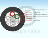 De Optische Kabel van de Vezel GYFTY