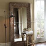 عالية لمعان 1.3 ملليمتر -6 ملليمتر في كامل طول مرآة خلع الملابس مرآة المورد مع أس / نز 2208