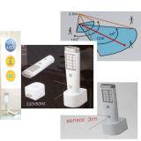 Fühler-Nachtlicht der Wand-Taschenlampen-Art-flaches 20 LED für Emergency Feuerbekämpfung-oder Stromausfall-Gebrauch