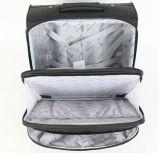 Sacchetto durevole alla moda nero dei bagagli di corsa del computer portatile (ST7120A)