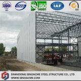 Estructura de acero del suelo multi para la exposición pasillo comercial