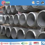 Tubulação sem emenda de aço inoxidável de ASTM A312 TP304 Tp316