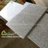 실내 마루를 위한 최신 판매 지면 도와 회색 색깔 G603 달 진주 회색 화강암