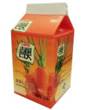 500ml de jus de carotte Carton Carton/Gable Top