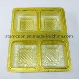 Het plastic Verpakkende Dienblad van het Geval van pvc van de Gift voor Cakes