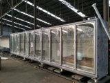 Supermarkt-Glastür-Bildschirmanzeige-Kühlvorrichtung für Getränke und Getränk-Bildschirmanzeige