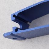 La Chine de haute précision d'usinage CNC Service de pièces en aluminium anodisé bleu Maker