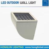熱い販売の照明Intiground 18Wによってわずかに弓なりにされるLEDの屋外の壁ライト