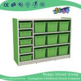 Multifunções a sala de aula escola de sacos de madeira Armário de armazenamento (HG-5510)