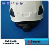 ISO шлема безопасности стандартного ABS En397 материальный, аттестованный Ce