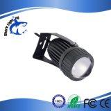 長い照明間隔の焦点10W LEDのフラッドライト