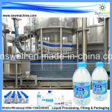 Het Vullen van het Mineraalwater van de Fles van het huisdier Machines/de Zuivere Machines van de Verpakking van het Water