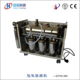 Máquina portátil manual Gtho-300 do aferidor da ampola de vidro do gerador de Hho do laboratório