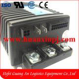 Produzione del regolatore 1243-4220 di CC di Curtis per i camion di pallet elettrici di Hangcha