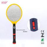 LED 토치를 가진 재충전용 모기 Swatter