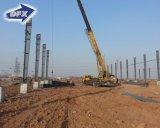 Construção de aço clara de China vertida/armazém/oficina