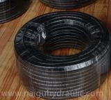 Double Flexbile tressé Textiles de l'air en caoutchouc du tuyau flexible/tube/