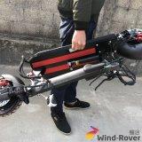 ペダルが付いている電気オートバイのためのリチウム電池