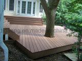 Boa qualidade oco leve Easy-Installation WPC Outdoor placa em deck