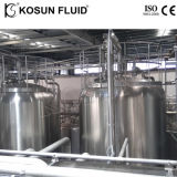 Filtro attivato industriale dal carbonio dell'acciaio inossidabile