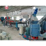 HDPEのフィルムのプラスチックリサイクル機械