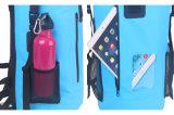 Il sacchetto impermeabile durevole multifunzionale di corsa dello zaino mette in mostra il sacchetto