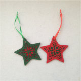 Felt Star Angel Tree Felt Reindeer Decoration Felt Ornaments