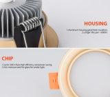 중국 최신 인기 상품 고품질 5W-12W 알루미늄 LED 스포트라이트 Downlight